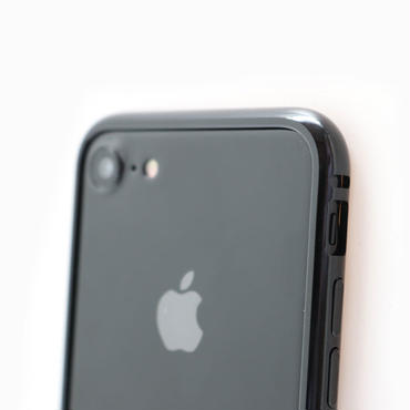 METAL BUMPER for iPhone 7   JET BLACK
