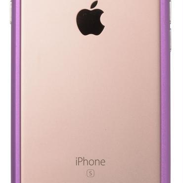 クリスタルアーマー® METAL BUMPER PURPLE for iPhone 6 & iPhone 6s