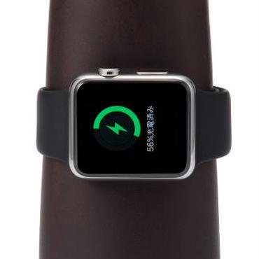 クリスタルアーマー® 本革製 Apple Watch Stand CARRY