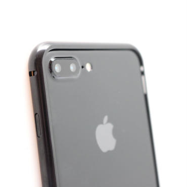 METAL BUMPER for iPhone 7 Plus   JET BLACK