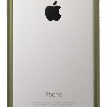 クリスタルアーマー® METAL BUMPER ARMY GREEN for iPhone 6 & iPhone 6s