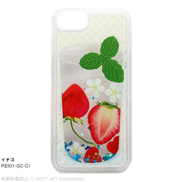 EYLE Glitter Case カクテル for iPhone 8/7/6s/6