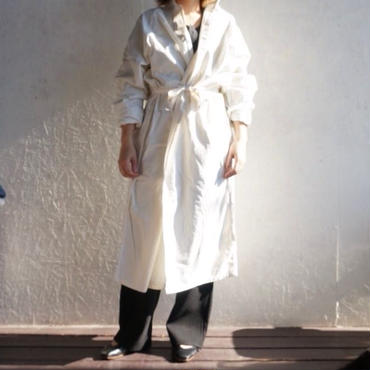 Deadstock Surgical gown ivory