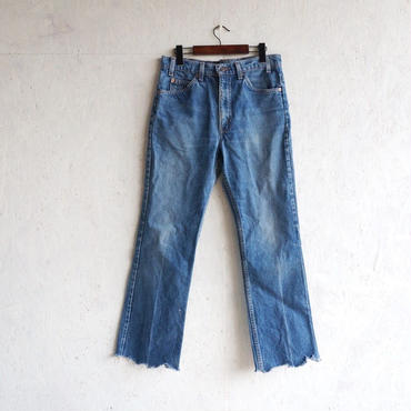 APPRECIATIVE Vintage Remake flare pants  W32