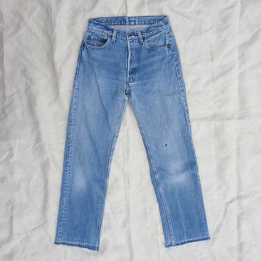 Vintage Levi's 501 made in USA W28