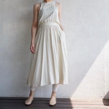 PHEENY Rayon dot dress