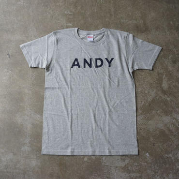 APPRECIATIVE ANDY tee