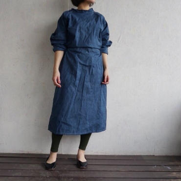 Deadstock surgical gown NAVY