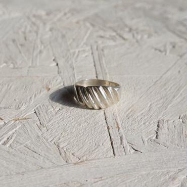 Vintage silver ring #13