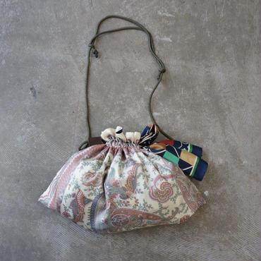 APPRECIATIVE Vintage scarf purse bag