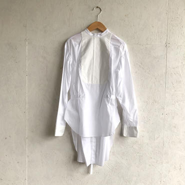 PHEENY Cotton bosom dress shirt