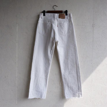APPRECIATIVE Remake denim pants W30