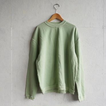 USED solid sweat green