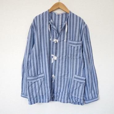 Deadstock pajamas gown BLUE
