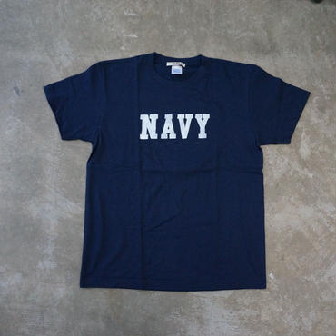 APPRECIATIVE NAVY tee