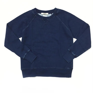 ANDY Denim Raglan sweat