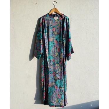 USED  Botanical robe