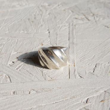 Vintage silver ring #15
