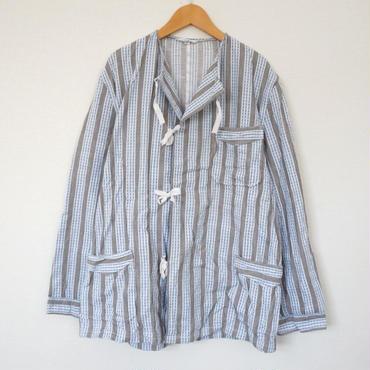 Deadstock pajamas gown L.BLUE