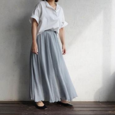 APPRECIATIVE volume long skirt