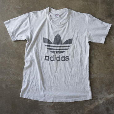 Used adidas tee ASH GRAY