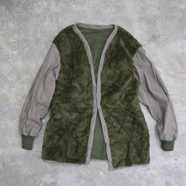 Used netherlands boa linner jacket BROWN