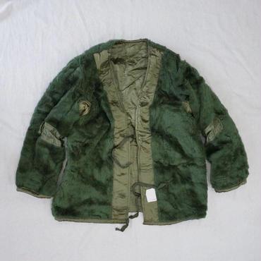 Deadstock Greek boa linner jacket