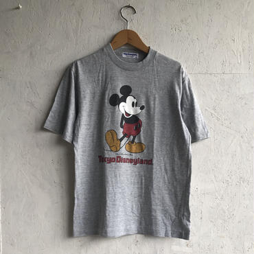 Vintage  Disneyland mickey tee