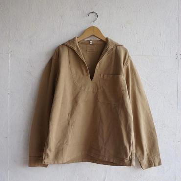 USED salor shirt BEIGE