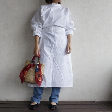 Deadstock Surgical gown White
