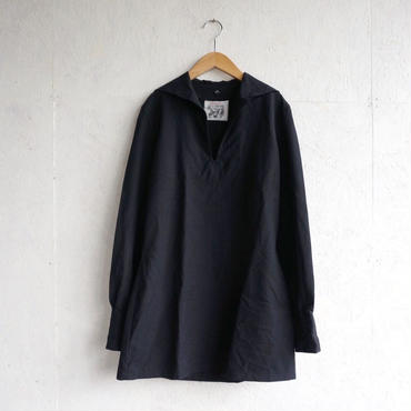 USED salor shirt NAVY LONG