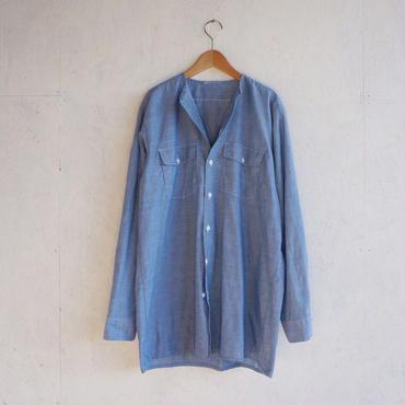 APPRECIATIVE Remake chambray shirt B