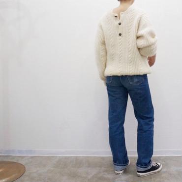 Used h/n fisherman  knit
