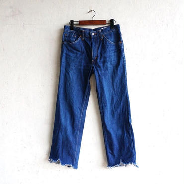 APPRECIATIVE Vintage Remake denim Pants W30(F)