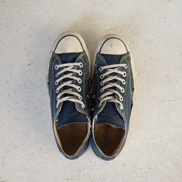 Vintage 80's  converse All star 6 1/2 NAVY