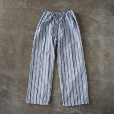 Deadstock pajamas pants L.Blue