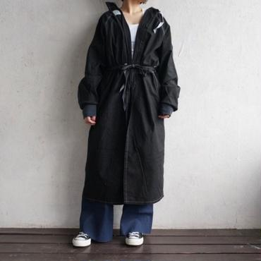 Deadstock Surgical gown BLACK