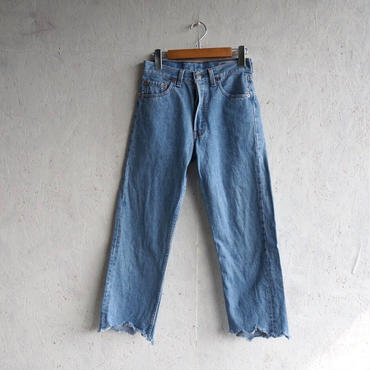 APPRECIATIVE Remake denim pants A W28