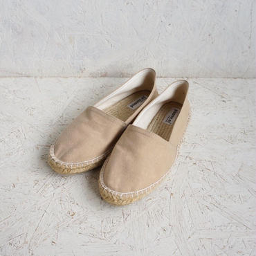 USED Espadrille shoes