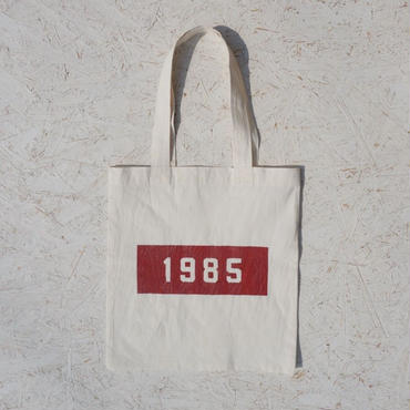 "APPRECIATIVE ""1985"" tote S"