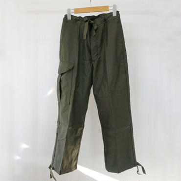 Deadstock military field pants