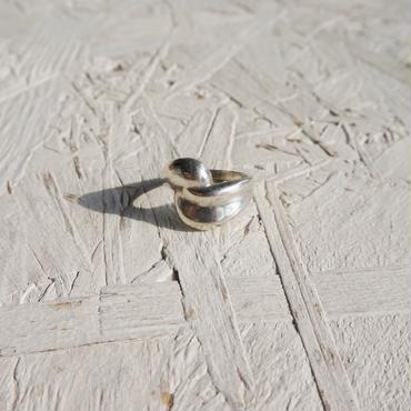 Vintage silver ring #11