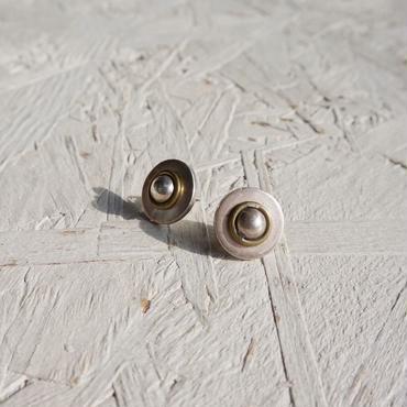 Vintage silver pierce