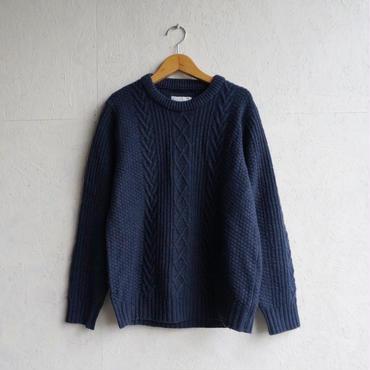 Vintage cable knit