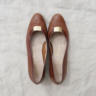 《Used》ferragamo pumpus 6 1/2