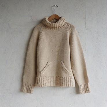 Used pocket turtle knit