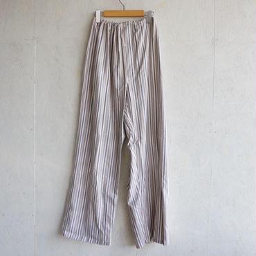 Deadstock pajamas pants BEIGE