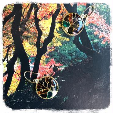 生命の樹 ピアスorイヤリング