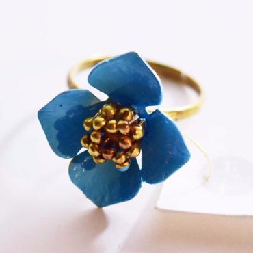 ちゃいず              紫陽花指輪①