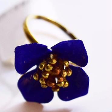 ちゃいず              紫陽花指輪②